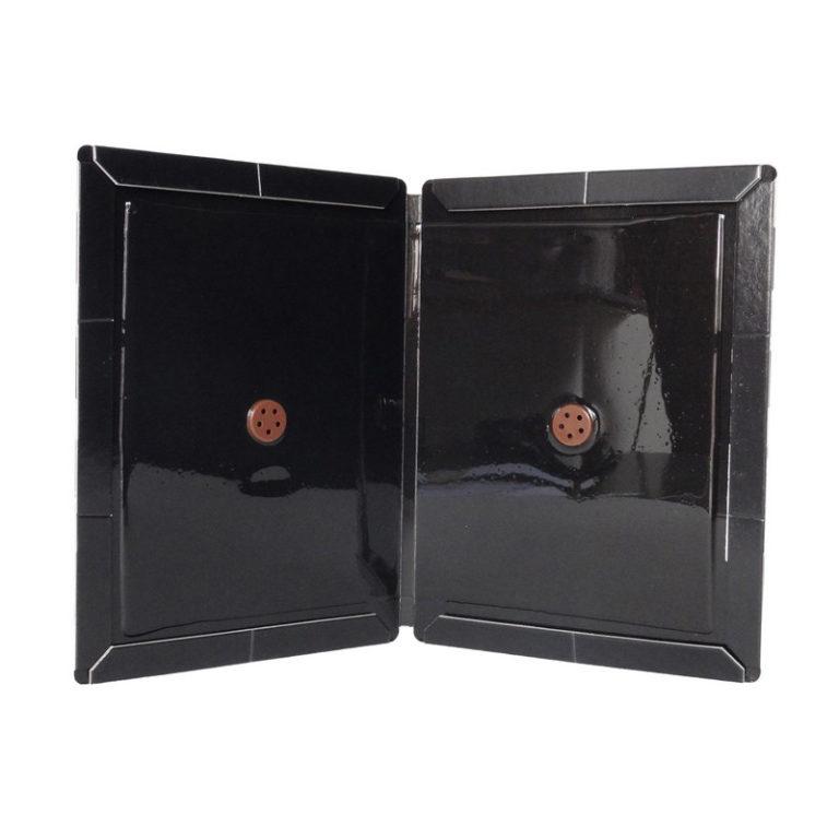 plaques adhésives book trap