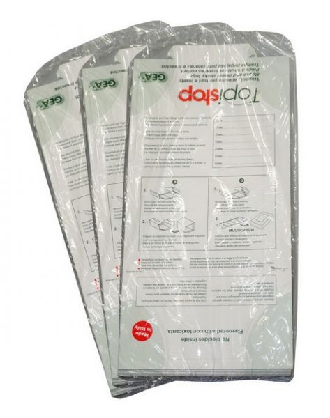 Plaque de glu topi stop 3