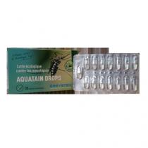 Aquatain capsules anti larves de moustiques