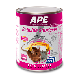 raticide souricide ape