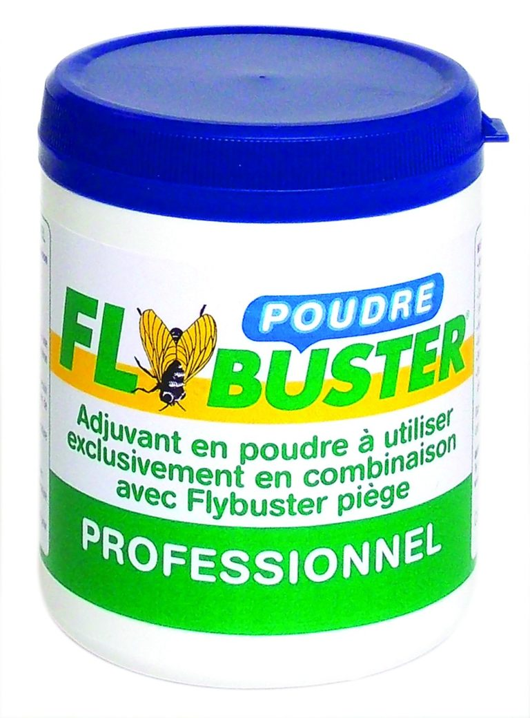 recharge attractif poudre Flybuster