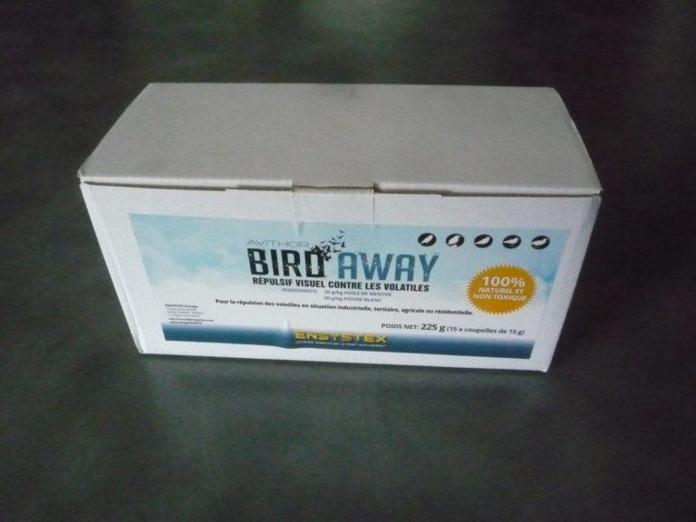 Répulsif visuel Bird Away boitier