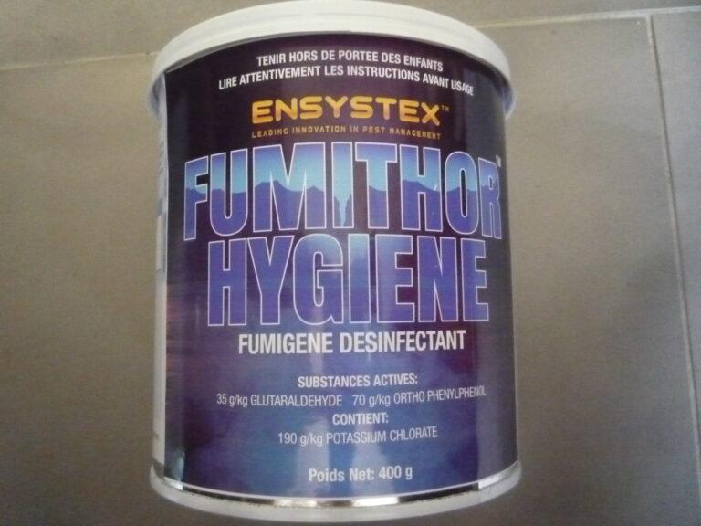 fumithor hygiène 400 gr