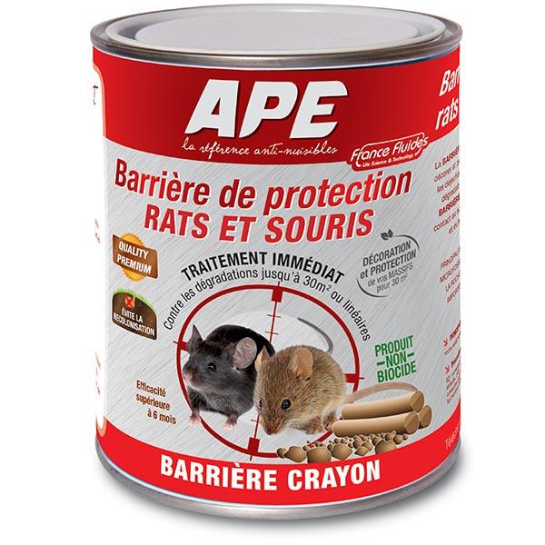 répulsif rat souris