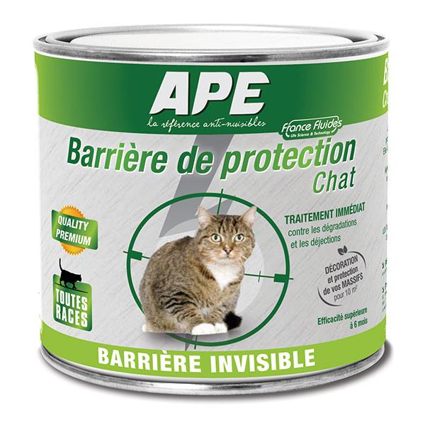 barrière anti chats