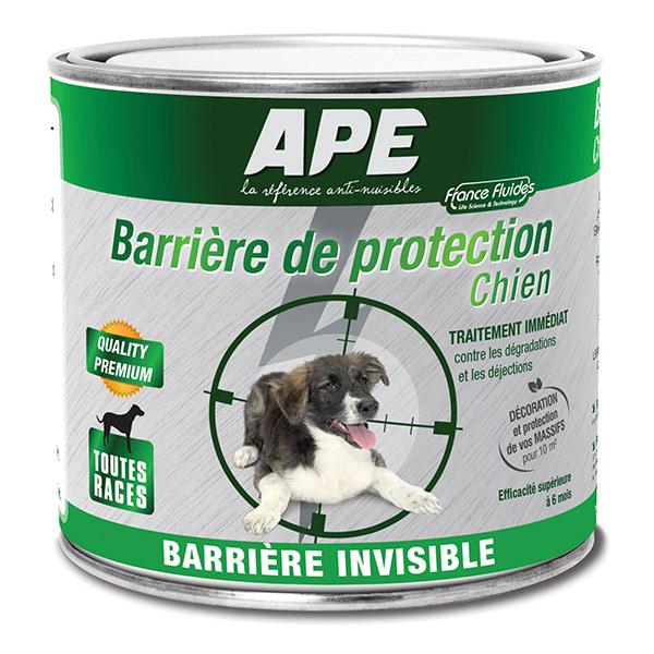 Barrière anti chiens