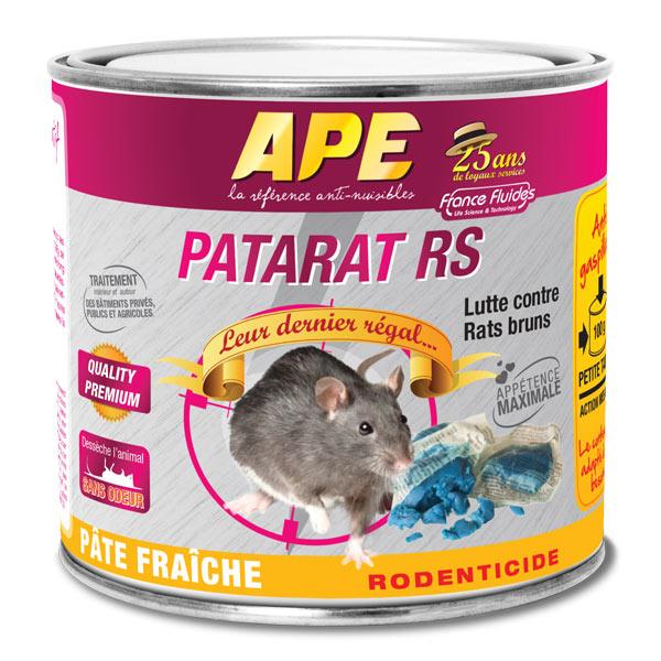 PATARAT RS rats bruns