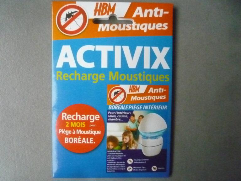 Activix recharge pour Boréale 1